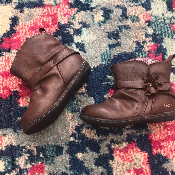 boc Other - Toddler brown  ankle BOC boots size 8